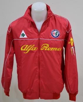 Jacket And Shirt Alfa Romeo Jacke Racing Jacke Alfa Romeo - Alfa romeo merchandise