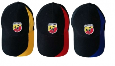 Abarth Basecap color