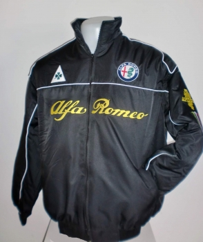 Jacket And Shirt Alfa Romeo Jacke Racing Jacke Alfa Romeo