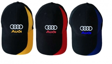 Audi Basecap color