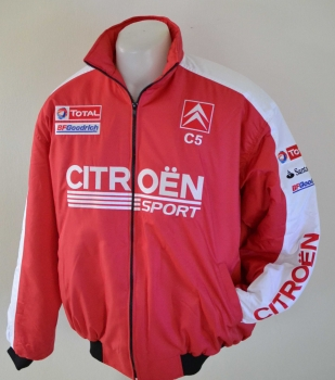 timeless design cf75f ec6fd Jacket and Shirt - Citroen Racing Jacket, c4, c5, Cirtoen ...