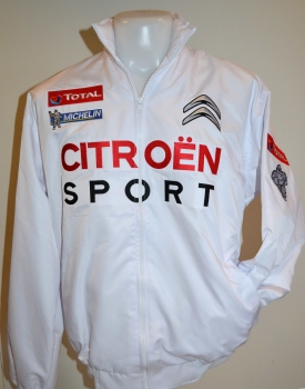 separation shoes 7a61a 029ac Jacket and Shirt - Citroen Racing Jacke, Fanartikel Cirtoen ...