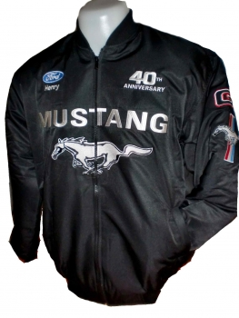 Ford Mustang Gt Jacket  Years