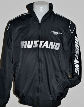 jacket and shirt ford mustang jacke ford merchandise. Black Bedroom Furniture Sets. Home Design Ideas