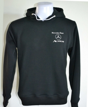 jacket and shirt mercedes actros hoodie kapuzenpulli. Black Bedroom Furniture Sets. Home Design Ideas