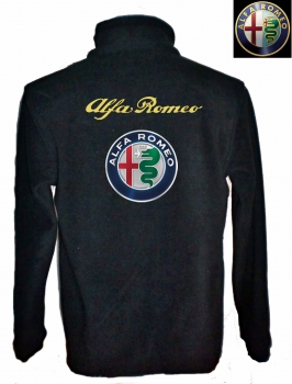 jacket and shirt alfa romeo alfa romeo fleece jacke. Black Bedroom Furniture Sets. Home Design Ideas