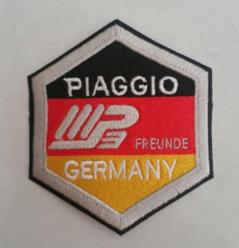 Piaggio MP3 Freunde Germany Patch