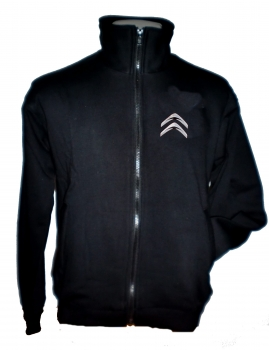 online retailer 641c2 37bc2 Jacket and Shirt - Citroen Sweat Jacke, Citroen sweat jacket ...