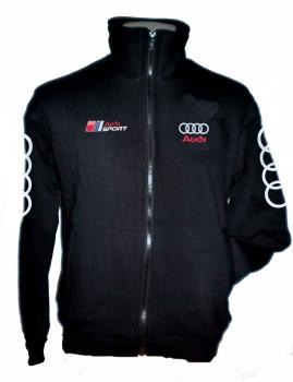 Audi collection jacke