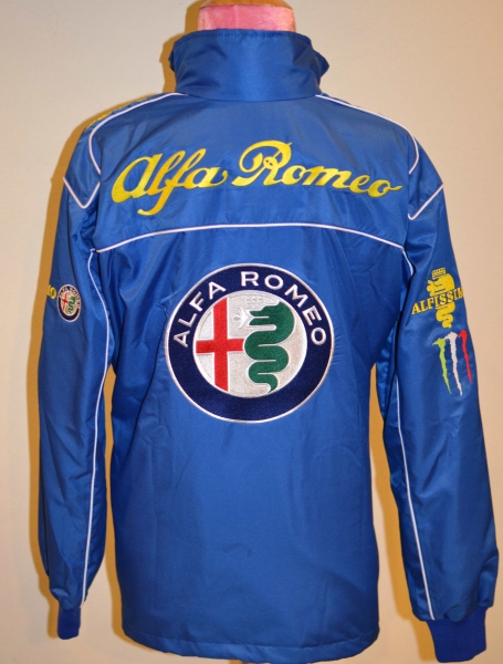 Jacket And Shirt Alfa Romeo Jacke Racing Jacke Alfa Romeo