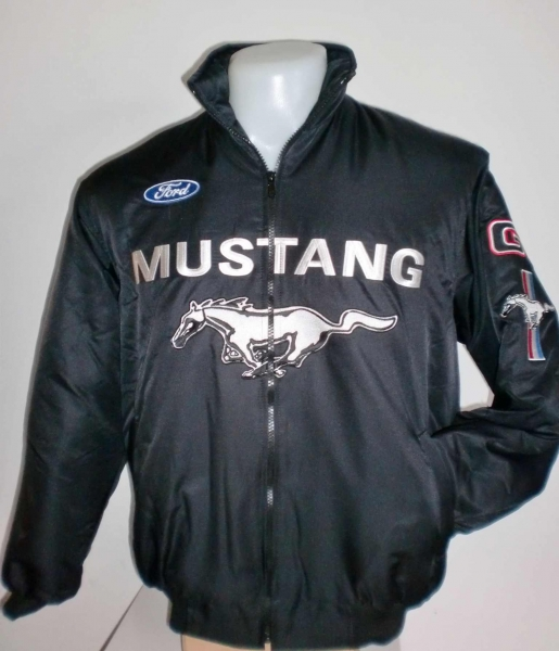 jacket and shirt ford mustang gt jacke ford merchandise. Black Bedroom Furniture Sets. Home Design Ideas