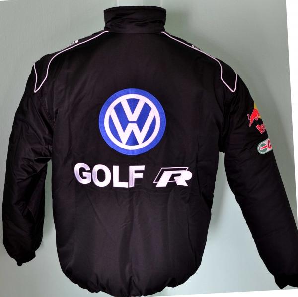 jacket and shirt vw racing golf r line jacke. Black Bedroom Furniture Sets. Home Design Ideas