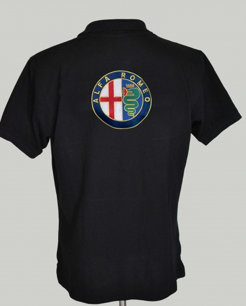 Alfa Romeo POLO SHIRT - old Logo