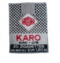 Karo - Zigaretten Patch