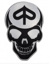 Skull Piaggio Patch, MP3 , Vespa