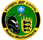Baden Württemberg PIAGGIO MP3 FREUNDE PATCH