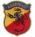 Abarth Oldtimer Patch